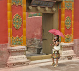 Forbidden Palace, China, 2009