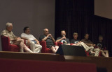 Post-eclipse panel George Keene/Mr.Talks-a-lot/RoyMayhugh/Dr.ThomasPolakis/Kelly Beatty/BabakTafreshi/Allister Ling