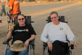 Tim Jones & Bob Christ Sacsters Emeriti