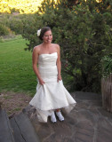 The Bride's Comfortable Shoes
