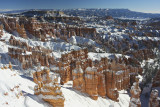 Bryce Canyon with Fresh Snow
