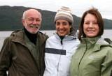 Dad, Jennifer & Allyson