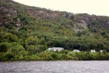 Shores of the Loch Ness