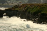 Santa Cruz shoreline