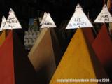 spice pyramids