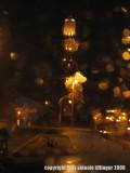 koutoubia mosque through a glass darkly
