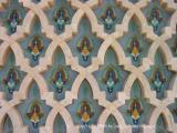 mosque wall, Casablanca