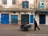doors and windows, Essaouira