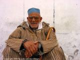 blue cap, Essaouira