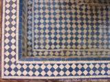 fountain tiles, marrakech