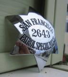 SFPD PatrolSpecial  badge