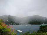 Sheets of Rain in Bequia