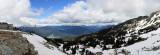 Panorama of Whistler