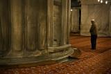Prayer, Blue Mosque #0470