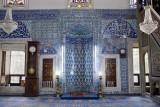Interior of Mosque, Uskudar #0737
