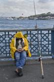Sleeping Fisherman, Galatas Bridge #0591
