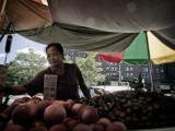 Fruit Vendor #12218