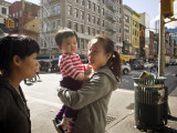 Mother and Daughter, East Broadway 91