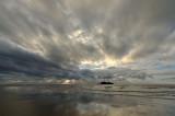 Island with clouds, sunrise (_DSC0335)