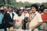 Cricket West Indies Shell Team in Mt Vernon New York 1985
