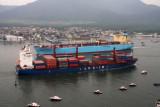 Maersk Visual x Log-in Amazonia