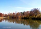 Cherokee Lake, Louisville, Kentucky.