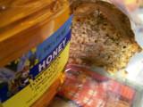 Honey and Zucchini Bread.