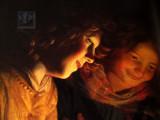 Adoration of the Christ Child.