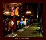 Gallapalooza Horses on Parade.