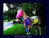 Clifton Center Horse.