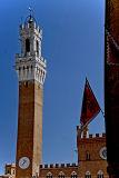 Torre de Mangia, Siena