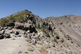 Hike on Mount Humpreys