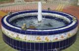 Botanical Garden  - Frog Fountain