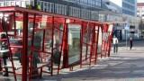 Red Design - Tram Shelter
