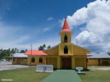 Tiona Nehenehe - church