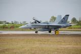 F-18 at Florida Int. Airshow