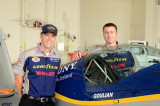 The Great St. of Maine Airshow  The Goulian Team