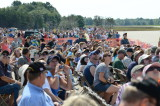 The Great St. of Maine Airshow  - Show -Excited Crowd