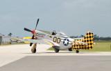 USAF - WW ll P-51- Todd Stuart Pilot --Punta Gorda FL