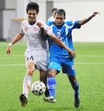 S.league - Gombak vs Tampines
