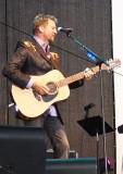 Kenny singing Pooh Corner