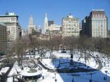 (±M°Ï - Union Square in Winter) ¥V¤Ñªº¨ó· ¼s³õ