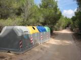Recycling Bins - Cami De Sa Pujada