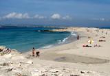 Illetes towards Ibiza