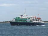 Eivissa Jet Leaving  La Savina - 2010