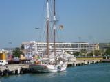 Sailing Boat Cala Millor