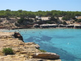 Cala Saona September 2012