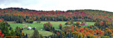 Panorama,  Fall in Vermont