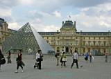 Entrance Louvre