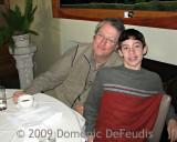 Peter and JonCarlo